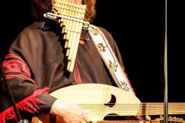 Concierto de Pablo Nahual en Can Ventosa (Fotos: Daniel Espinosa).