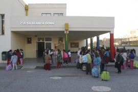 Licitan las obras para la mejora de la accesibilidad del CEIP Sa Blanca Dona