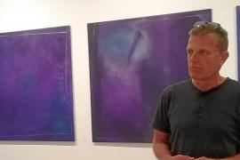Las 'Reflexiones' sobre los colores cálidos y glaciares de Renato Steinmeyer