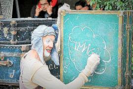 El espectáculo infantil de clown 'El niu' llega mañana a Formentera