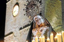Tras el Novenario del Santísimo Cristo del Cementerio hoy comienzan las procesiones