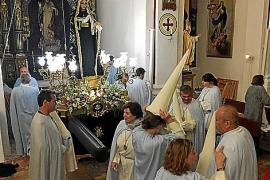 Emoción y sentimiento para comenzar las procesiones de Semana Santa