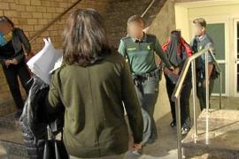 Piden tres años y medio de cárcel para el detenido por abusos a una niña de 4 años en Santa Eulària