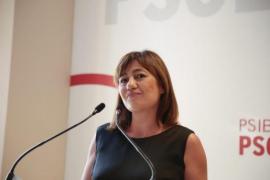 Francina Armengol: «Mi Govern está fuerte»