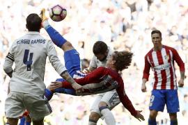 Griezmann castiga la confianza del Real Madrid