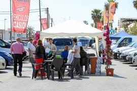 Cita con los coches de ocasión en Sant Jordi