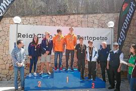 Nueve podios para los palistas de Es Nàutic en la Copa de España