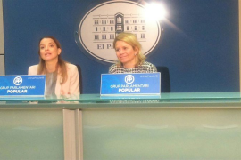 Prohens insiste en que la «la única remodelación posible» del Govern pasa por la «destitución inmediata» de Barceló y Vidal