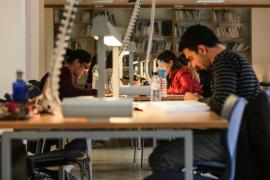 Los alumnos de Ibiza contarán con espacios de estudio durante Semana Santa