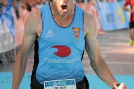Toni Marí 'Buitre': «Por el cartel que había, no me veía en el podio antes de empezar»