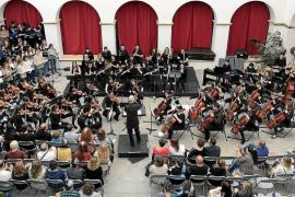Gran éxito del intercambio de jóvenes músicos de Ibiza y Torroella de Montgrí