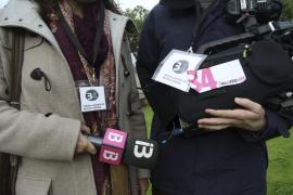 Fanny Tur promete velar por «los derechos salariales» de los trabajadores de IB3