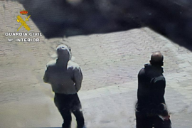 Los detenidos por el asalto a una casa de Sant Antoni tienen numerosos antecedentes