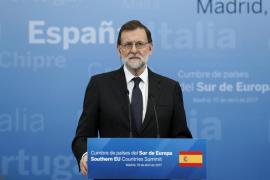 Rajoy desea la pronta recuperación de Bartra