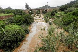 Las reservas hídricas en la isla de Ibiza continúan por encima del 80 por ciento
