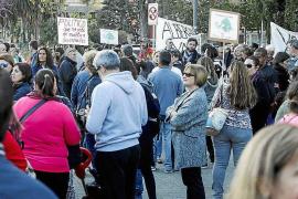 Afectados convocan una nueva protesta y exigen una figura que reconozca los alquileres abusivos