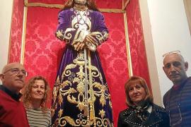 La cofradía Nuestro Padre Jesús Nazareno de Formentera cumple diez años de vida