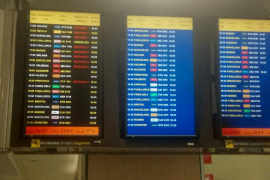 Un fallo en los sistemas de control aéreo afecta al aeropuerto de Ibiza