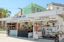 La Plaça d'Art se estrena en el puerto