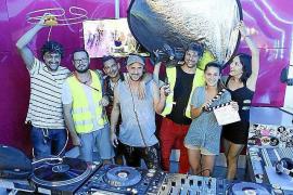TEF e Ibiza Global TV mejoran su cobertura en la zona sur de Ibiza