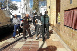 Detenidos tres jóvenes por propinar una paliza a otro en Santa Eulària