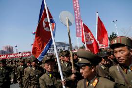 Corea del Norte, «lista» para una prueba atómica
