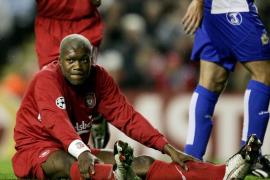 El exfutbolista Cissé, imputado en el chantaje a Mathieu Valbuena