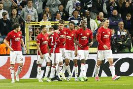 Manchester United y Ajax encarrilan el pase a semifinales de la Liga Europa