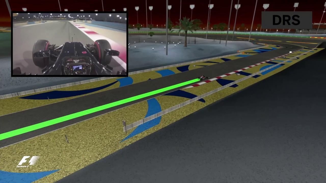Hamilton y Vettel se retan en el desierto de Bahrein