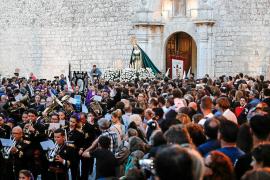 Vila respira pasión por su Semana Santa