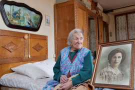 Muere Emma Morano, la mujer más longeva del mundo