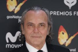 José Coronado, hospitalizado tras sufrir un infarto