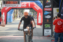 Segunda etapa de la Vuelta a Ibiza MTB 2017 (Fotos: Marcelo Sastre)