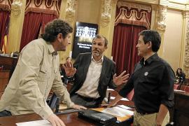 Més mantendrá su apoyo a Barceló y no aceptará el «chantaje» de Podemos