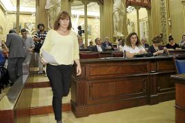 Los ciudadanos también podrán hacer preguntas a Armengol en el Parlament