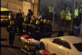 Doce heridos tras un ataque con ácido en una discoteca de Londres