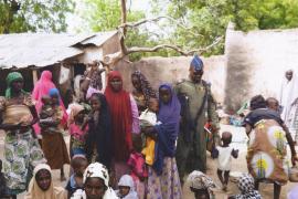 El Ejército nigeriano rescata a más de 1.600 personas secuestradas por Boko Haram