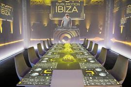 El restaurante Sublimotion Ibiza tendrá un equipo con ocho Estrellas Michelín