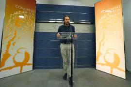 Podemos estudia la posibilidad de presentar una moción de censura en Madrid