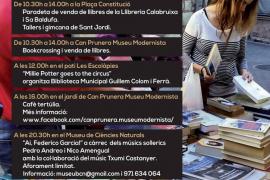 Can Prunera celebra el Día del Libro 2017