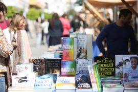 34 librerías, editoriales y asociaciones expondrán en Sant Jordi