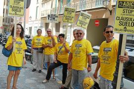 Los juzgados de Mallorca esperan más de 700 juicios por abusos bancarios