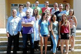 Pablo Escribá dirigió tres tesis doctorales sobre el Minerval presentadas en un año