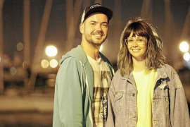 Los 'youtubers' MikeandMery hacen escala en Ibiza y Formentera