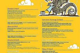 Formentera celebra el día del libro con actividades hasta el sábado 29 de abril