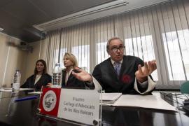 Aleñar, designado vicepresidente del Consejo General de la Abogacía Española