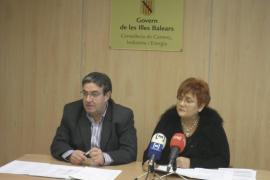 Guillem Fullana, nuevo secretario general de Cultura y Montserrat Berini, directora de Transparencia