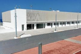 Los empresarios de Formentera, preocupados por la situación del parquin de la Savina