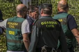 El fiscal pide prisión sin fianza para Ignacio González