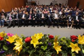 Acto institucional de entrega de las medallas del Consell d'Eivissa